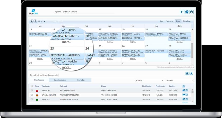 Agenda Scheduler